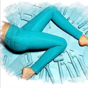 DL1961 Emma Seaglass legging jeans